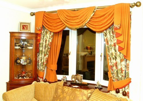 here are some stores that offer cheap curtains online