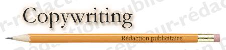 Copywriting - Rédaction publicitaire - concepteur-rédaction